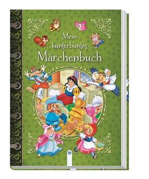 Mein kunterbuntes Märchenbuch - Edition Trötsch