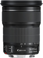 Canon EF 24-105 mm F3.5-5.6 IS STM 77 mm Objetivo (Montura Canon EF) negro