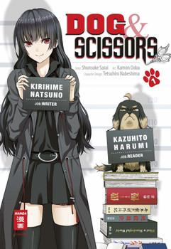 Dog & Scissors 01 - Sarai, Shunsuke