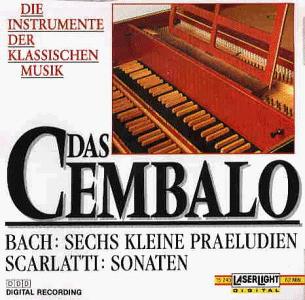 Various - Instrumente Vol.9 das Cembalo