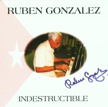 Ruben Gonzalez - Indestructible