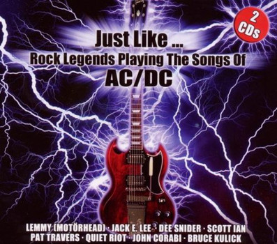 Various - Tribute to Acdc