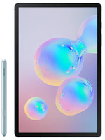 """Samsung Galaxy Tab S6 10,5"""" 256GB [Wi-Fi] bleu"""