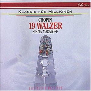 Nikita Magaloff - Klassik für Millionen - Chopin: Walzer