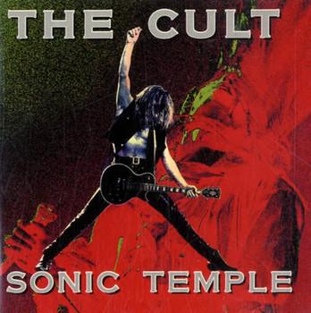 Cult - Sonic temple (1989)