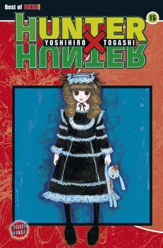 Hunter X Hunter 15: BD 15 - Yoshihiro Togashi
