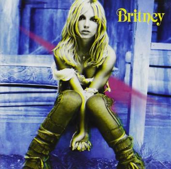 BRITNEY SPEARS - BRITNEY CD EUROPEAN JIVE 2001