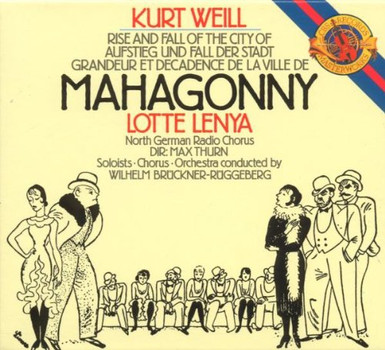 Lotte Lenya - Mahagonny (Gesamtaufnahme)