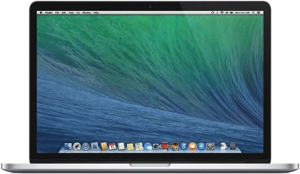 "Apple MacBook Pro 13.3"" (retina-display) 2.6 GHz Intel Core i5 8 GB RAM 512 GB PCIe SSD [Late 2013, QWERTY-toetsenbord]"