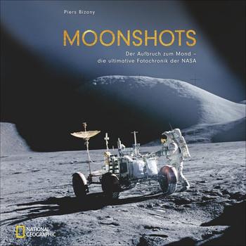 Moonshots. Die ultimative Fotochronik der NASA - Piers Bizony  [Gebundene Ausgabe]
