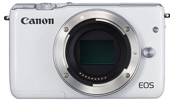 Canon EOS M10 Cuerpo blanco