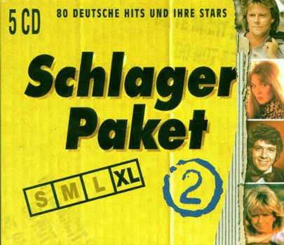 Various - Schlager Paket 2