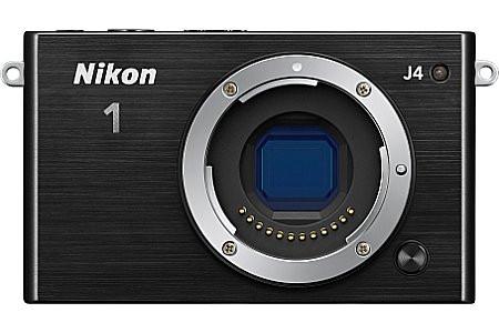 Nikon 1 J4 fotocamera di sistema body nero