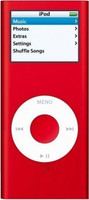 Apple iPod nano 2G 8GB rood [(PRODUCT) RED Special Edition]