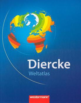Diercke Weltatlas [Gebundene Ausgabe, 1. Auflage 2008]