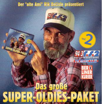 Various - Große Super-Oldies-Paket: Vol. 2