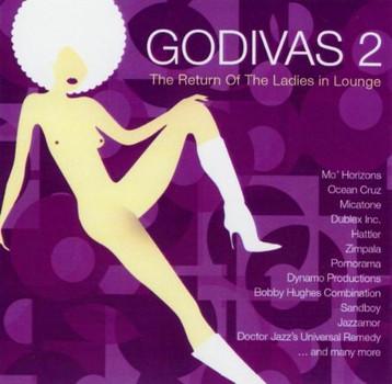 Various - Godivas-Ladies in Lounge 2