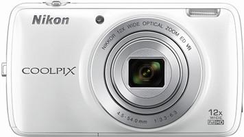 Nikon COOLPIX s810c blanco