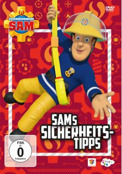 Feuerwehrmann Sam - Sicherheitstipps