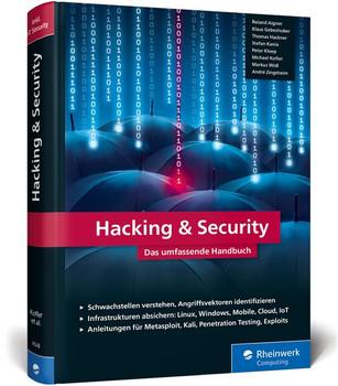 Hacking & Security. Das umfassende Handbuch - Roland Aigner  [Gebundene Ausgabe]