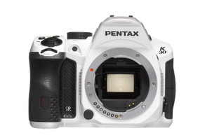 Pentax K-30 blanc