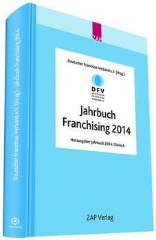 Jahrbuch Franchising 2014/2015 [Gebundene Ausgabe]