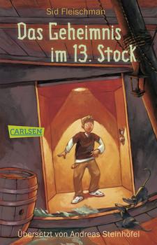 Das Geheimnis im 13. Stock - Sid Fleischman