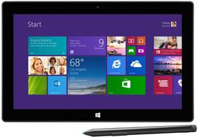 "Microsoft Surface Pro 2 10,6"" 64GB SSD [wifi] grijs"