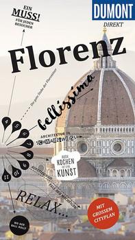 DuMont direkt Reiseführer Florenz. Mit großem Cityplan - Michaela Namuth  [Taschenbuch]