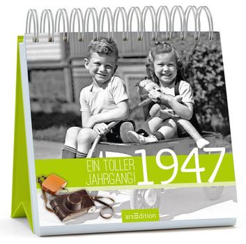 1947 - Ein toller Jahrgang! [Spiralbindung]