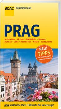ADAC Reiseführer plus Prag: mit Maxi-Faltkarte zum Herausnehmen - Keilhauer, Anneliese