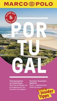 MARCO POLO Reiseführer: Portugal - Reisen mit Insider-Tipps [Broschiert, inkl. Karte, 16. Auflage 2016]
