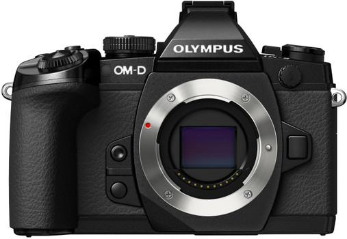 Olympus OM-D E-M1 noir