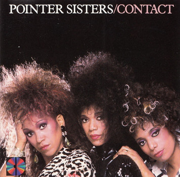 Pointer Sisters - Contact [Import]