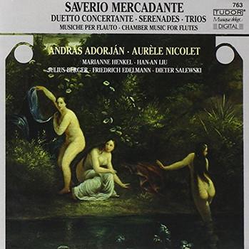 Adorjan - Kammermusik für Flöte
