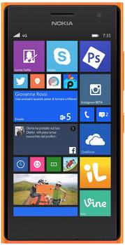Nokia Lumia 735 8GB oranje
