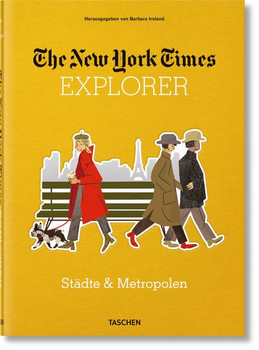 The New York Times Explorer. Cities & Towns [Gebundene Ausgabe]