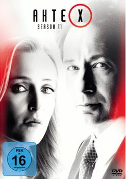 Akte X - Season 11 [3 DVDs]