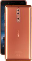 Nokia 8 64GB cobre pulido
