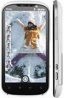 HTC Amaze 4G blanco y plata