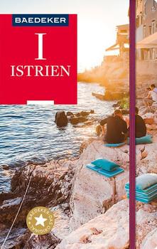 Baedeker Reiseführer Istrien, Kvarner-Bucht. mit GROSSER REISEKARTE - Veronika Wengert  [Taschenbuch]