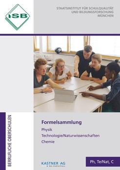Formelsammlung Physik Technologie Chemie mit Merkhilfe Mathematik Technik [Taschenbuch]