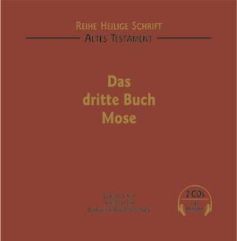 Die Heilige Schrift / Das dritte Buch Mose / 2 CDs