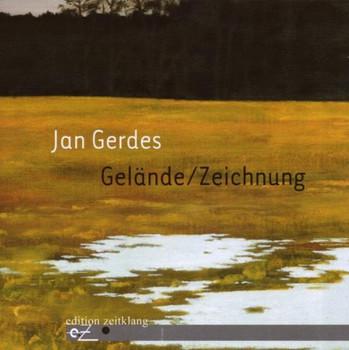 Jan Gerdes - Gelände/Zeichnung