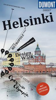 DuMont direkt Reiseführer Helsinki. Mit großem Cityplan - Judith Rixen  [Taschenbuch]
