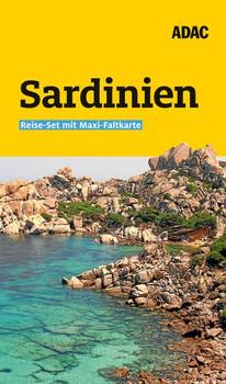 ADAC Reiseführer plus Sardinien. Das ADAC Reise-Set mit Maxi-Faltkarte zum Herausnehmen - Peter Höh  [Gebundene Ausgabe]