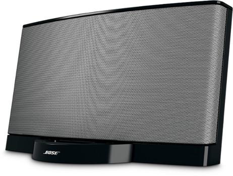 Bose SoundDock Series II digital music system noir [pour iOS]