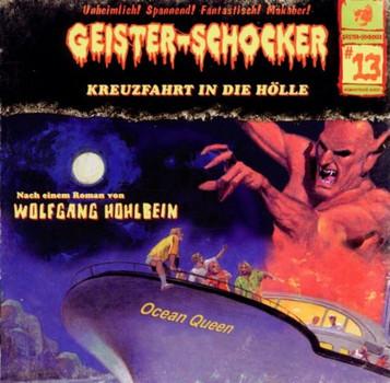 Geister-Schocker - Kreuzfahrt in die Hölle-Vol.13
