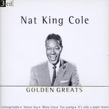 Nat King Cole - Nat King Cole-Golden Greats