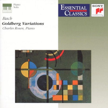 Charles Rosen - Goldberg-Variationen